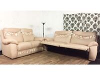 New casper recliners 3+2 seater sofas**Free delivery**