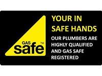 Gas Boiler Service £45 plumber heating bathroom