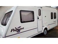 Bailey Pageant Caravan 2004
