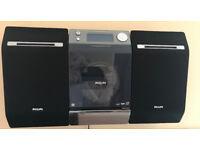 Philips MCB275/05 MP3/WMA Micro Hi-Fi System
