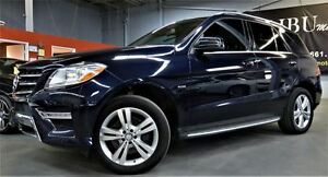 2012 Mercedes-Benz M-Class ML 350 BlueTEC navigation