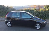 LEFT HAND DRIVE FIAT PUNTO ONE YEARS MOT