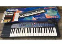 Casio CA-110 Tone Bank Full-Size keys electronic SYNTHESISER Piano Keyboard