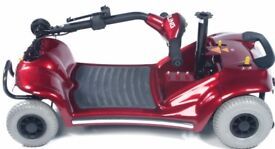 Sterling Mobility scooter hardly been used in great condition and new batteries replaced march 2017