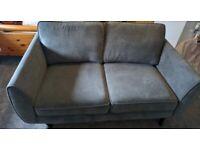 Grey DFS paxx sofa