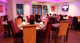 Indian LEASEHOLD Restaurant for sale in WEST DULWICH FOR £95000.