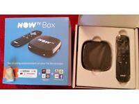 Now Tv Box Unused
