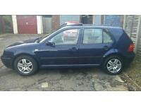 Golf 2.0 Auto (one owner from new)
