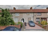 NICE 3 BEDROOM HOUSE IN BECONTREE RM9 **BARGAIN BARGAIN £1450 **PART DSS ACCEPTED**