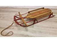 Vintage Sledge (DELIVERY AVAILABLE)