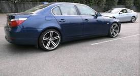 Beautiful example of Bmw 5 series 530i automatic