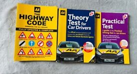Superb Condition Set Of Learner Driver Books