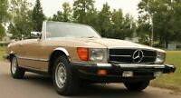 Immaculate Mercedes Convertible