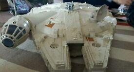 Excellent condition, 1983 Millenium Falcon, Return of the Jedi