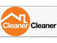 *Domestic Cleaner Available* Dundee And Surrounding Areas
