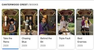 Canterwood crest books