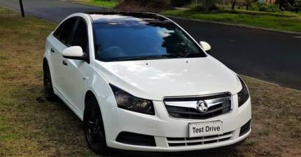 2011 Holden Cruze CD  Manual Welshpool Canning Area Preview