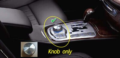 Genuine  OEM Knob Only w/o Encoder CCP 96540-3M300 for Hyundai Genesis 2008~2013