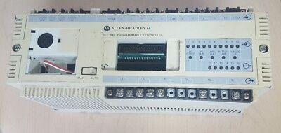 Allen Bradley Slc 100 1745-lp101 Ser. A Programmable Controller