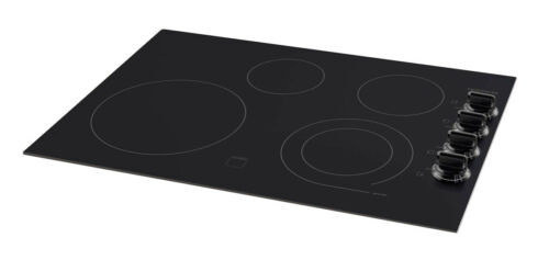 "Frigidaire FGEC3045K Black 30"" Smoothtop Electric Cooktop"