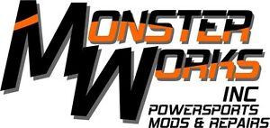 Monster Works Powersports Repairs, Mods and Service