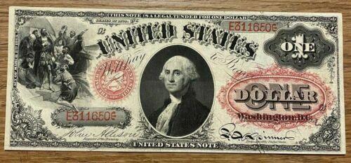 1874 SERIES A FR.19 $1 US LEGAL TENDER NOTE