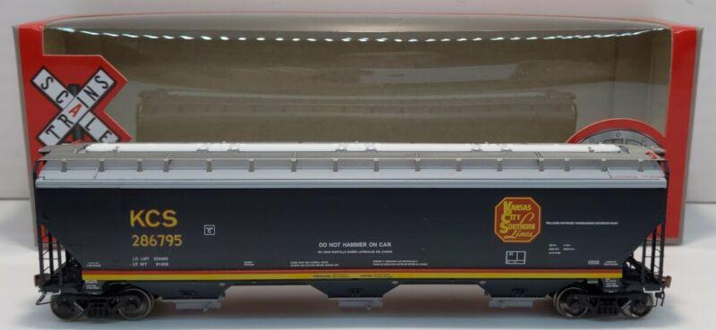 Scale Trains SXT30430 HO KCS Greenbrier 5188cf Covered Hopper #286795 LN/Box