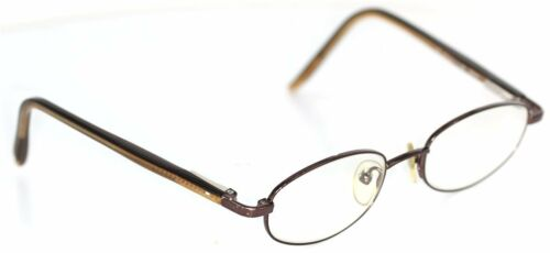 ALAIN AFFLELOU 075 5285 Brille Braun glasses lunettes FASSUNG