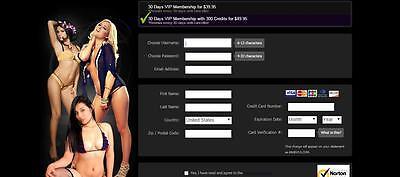Autopilot Live Adult Web Cam Interactive Website Business For Sale