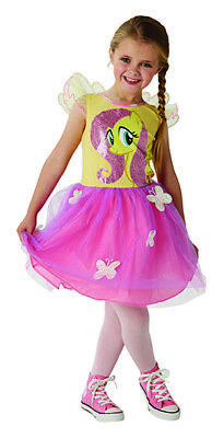My Little Pony Costume For Kids (Mlp Fluttershy Dress Dress Costume for Children My Little)