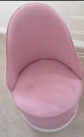 Chair. Vanity. Vintage.