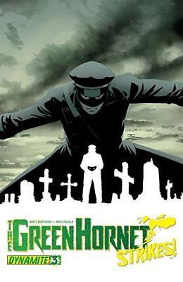 Green Hornet Strikes #3  Dynamite Comic Book