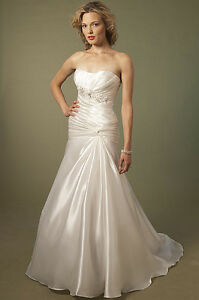 Elegance Bridal Collection Wedding Dress & Veil never worn