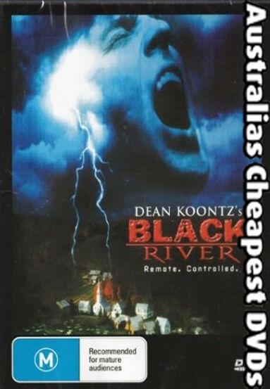 Black River DVD NEW, FREE POSTAGE WITHIN AUSTRALIA REGION ALL