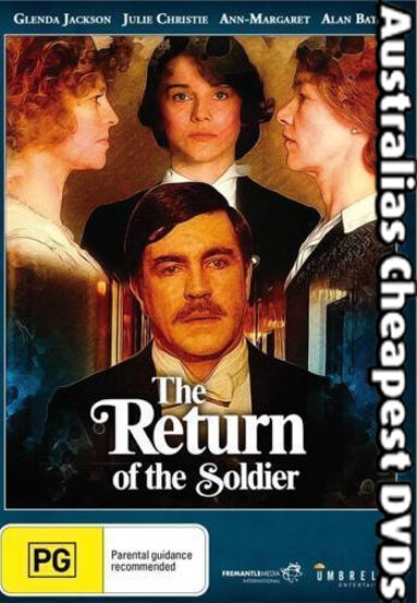 The Return Of The Soldier DVD NEW, FREE POSTAGE WITHIN AUSTRALIA REGION 4