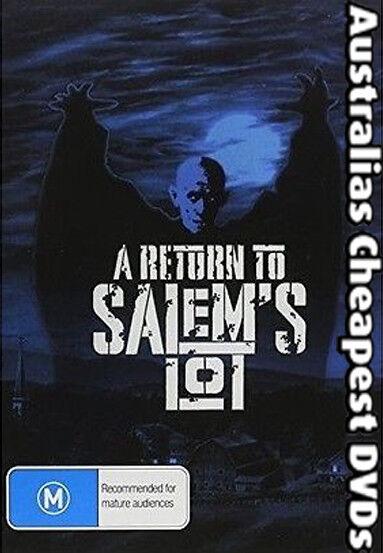 A Return To Salem's  Lot  DVD NEW, FREE POSTAGE WITHIN AUSTRALIA REGION ALL