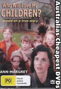 Who Will Love My Children? DVD NEW, FREE POSTAGE WITHIN AUSTRALIA REGION ALL