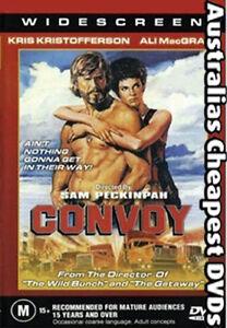 Convoy DVD NEW, FREE POSTAGE WITHIN AUSTRALIA REGION ALL
