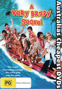 A Very Brady Sequel DVD NEW, FREE POSTAGE WITHIN  AUSTRALIA  REGION 4