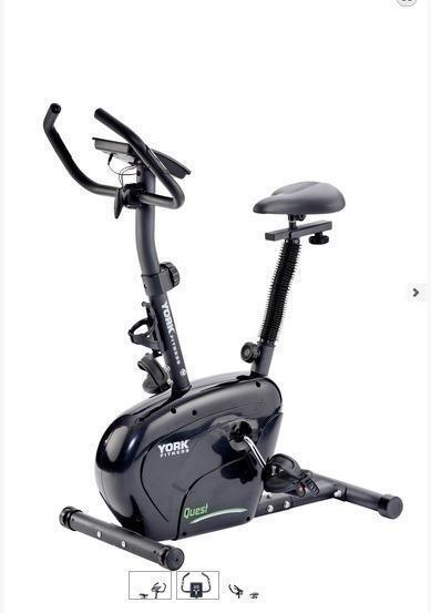York Fitness Quest Exercise Bike