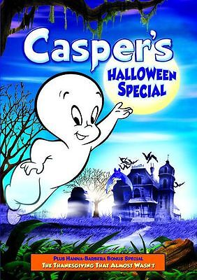PECIAL Region Free DVD - Sealed (Casper Halloween-dvd)