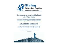 Stirling School of English Summer School