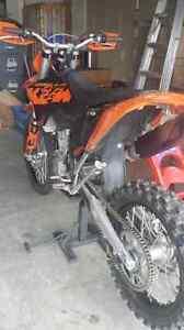 2009 KTM 400 XC-W