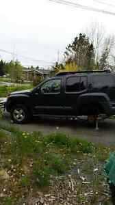 2007 Nissan Xterra Leather SUV, Crossover