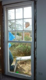 1850s Timber Sash window, originally from Marine board building. Richmond Clarence Area Preview