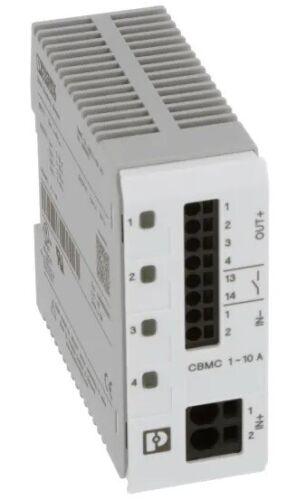 Phoenix Contact Electronic Circuit Breaker 2906032 CBMC E4 24DC/1-10A NO