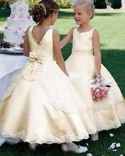 Flower girl dresses Golden Grove Tea Tree Gully Area Preview