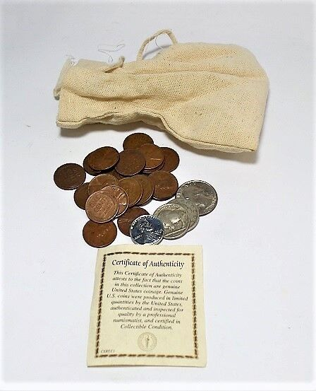 American Coin Treasures: Bankers Bag of Old Rare Coins