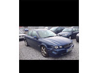 Looking for a jaguar x type AD09EYP