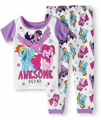 Mlp Pajamas (My Little Pony Toddler Girls 2 Piece Pajamas 2T/3T - FREE)